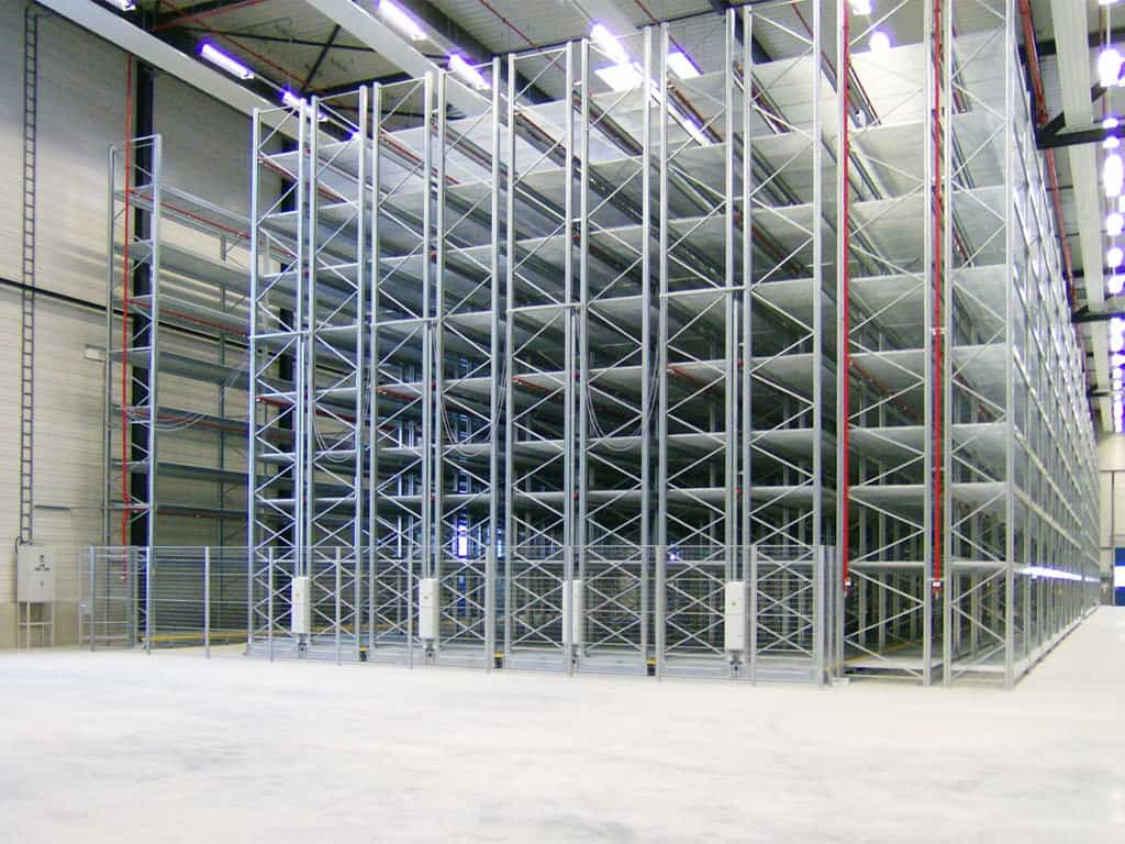 Warehouse efficiency, Dexion Warehouse efficiency