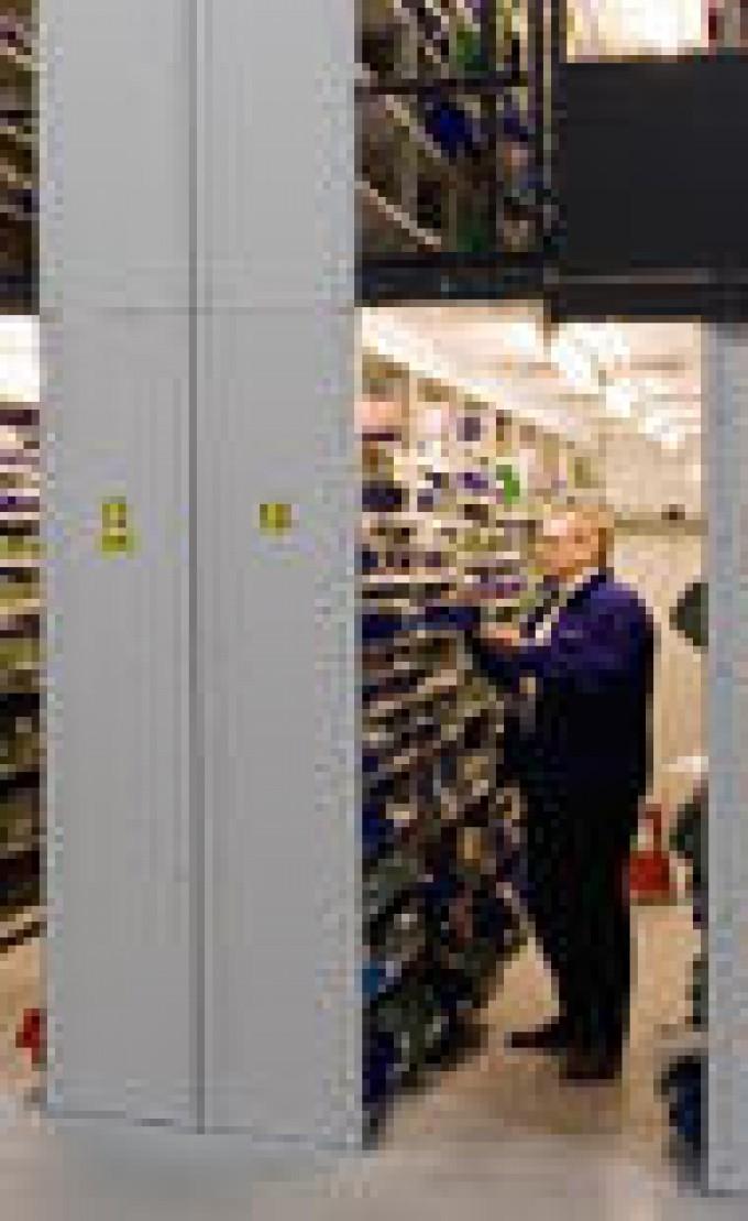 Dexion Warehouse efficiency