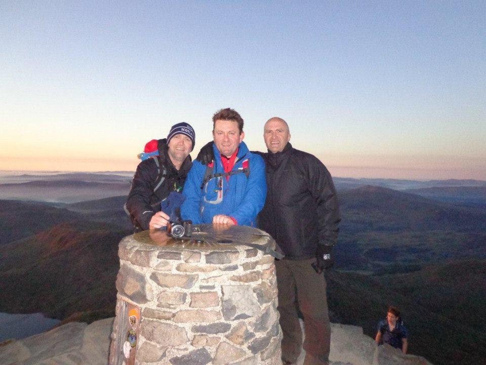 3 Peaks Challenge, Dexion 3 Peaks Challenge – UPDATE