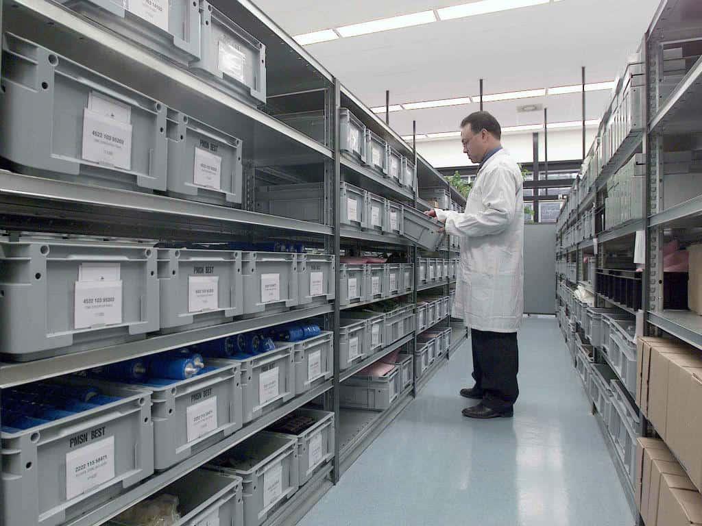 shelving static and mobile hi280 general storage