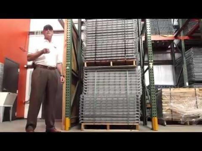 Drive-In Pallet Rack System