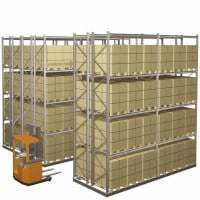 Dexion Movo pallet racking