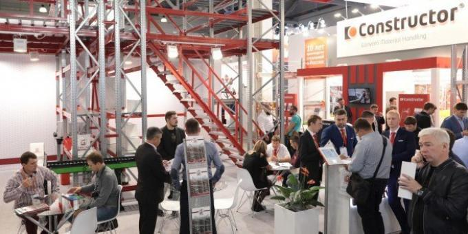 CeMAT RUSSIA set up as Russia's main intralogistics trade fair