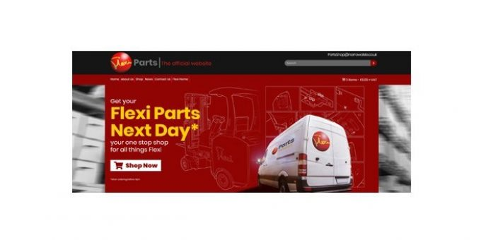 Slim Aisle launches on the net Flexi parts retail outlet – MHW Journal