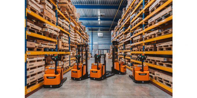 Doosan reveals uplift to warehouse truck range – MHW Magazine