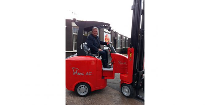 10,000th space saving Flexi truck leaves the factory – MHW Journal