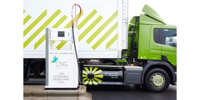 CNG Fuels shares up on manure to supply to start with internet zero emissions gasoline for HGVs – MHW Magazine