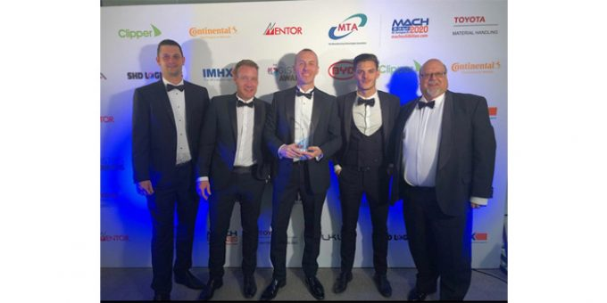 PD Industrial scoops prestigious Security Award with Reloskate – MHW Journal