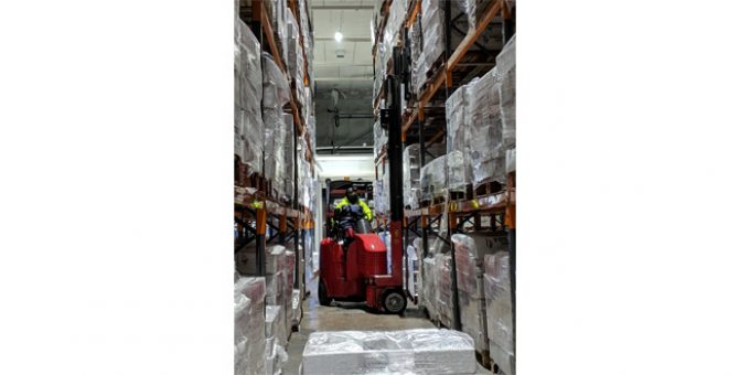 Lithium-ion-powered Flexi trucks increase chilly store's efficiency – MHW Magazine