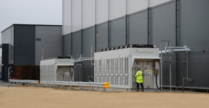 Star Refrigeration cuts expenses and emissions at Lineage Logistics
