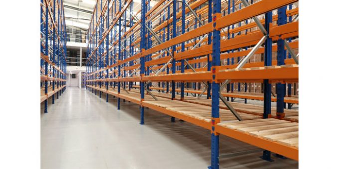 How nestable pallets in racking can remodel your warehouse space – MHW Magazine