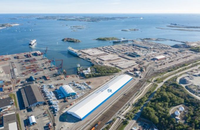 New transshipment terminal soon to turn out to be operational – MHW Magazine