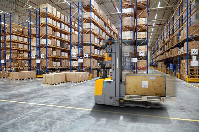 Jungheinrich's automated solution for the BLG Logistics Group – MHW Magazine