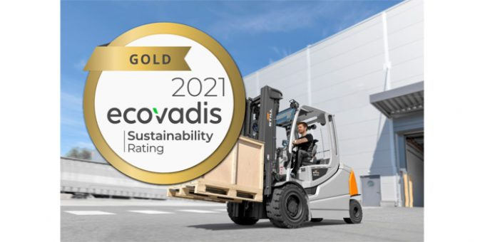 STILL receives internationally renowned sustainability certificate in gold – MHW Magazine